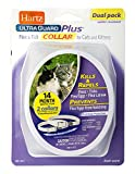 Hartz UltraGuard Plus 2 Pack Flea & Tick Collar for Cats and Kittens