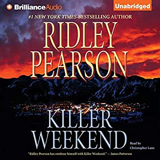 Killer Weekend audiobook cover art