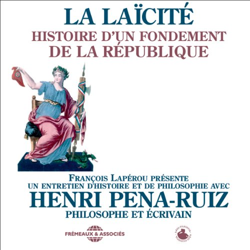 La Laïcité audiobook cover art