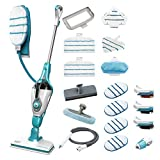 BLACK+DECKER FSMH1321JMD-QS Lavapavimenti a vapore Steam-Mop 17 in 1,...