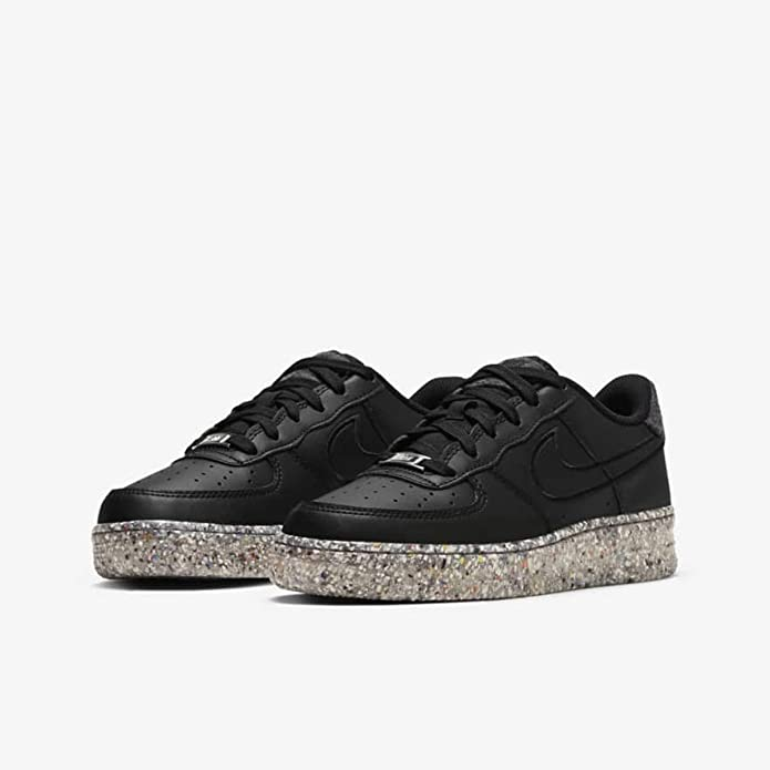 Amazon.com | Nike Kid's Shoes Air Force 1 Impact (GS) Recycled ...