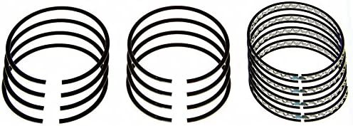 Federal Mogul E233X20 Econ Over item handling ☆ Piston Brand new Ring Set