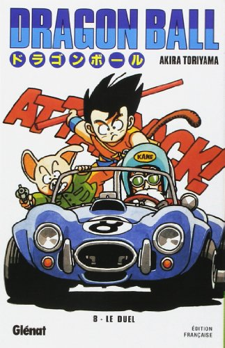 Dragon Ball - Édition originale - Tome 08