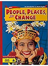 Holt People, Places, and Change: An Intro to World Studies: Eastern Hemisphere: Student Edition 2005