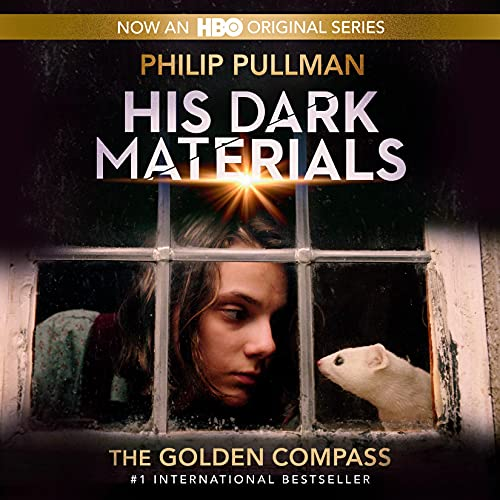 The Golden Compass Audiobook By Philip Pullman cover art