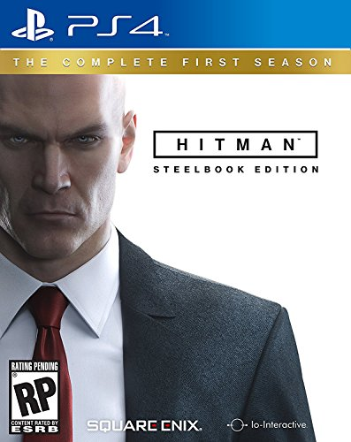 Hitman: The Complete First Season Steelbook – PlayStation 4 – Standard Edition