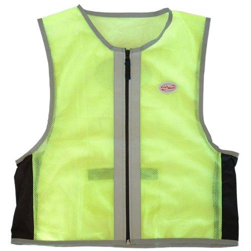FuelBelt Reflektions-Weste High Visibility Vest, Yellow, L/XL