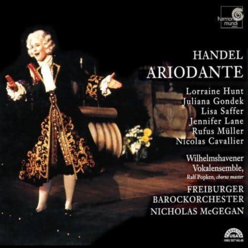 Freiburger Barockorchester, Nicholas McGegan, Lorraine Hunt Lieberson, Jennifer Lane & Lisa Saffer