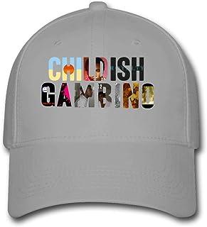 edc8118e14a Moses Childish Gambino Colorful Theme Fashion Adjustable Sun Baseball Caps