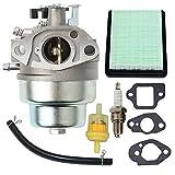 TOPEMAI GCV160 Carburetor Replace 16100-Z0L-023 for Honda HRT216 HRR216 HRS216 HRB216 HRZ216 Lawn Mower