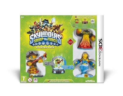 NEW & SEALED! Skylanders Swap Force Starter Pack Nintendo 3DS Game UK PAL
