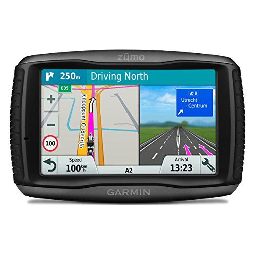 Photo de gps-moto-garmin-zumo-595-lm-46-pays