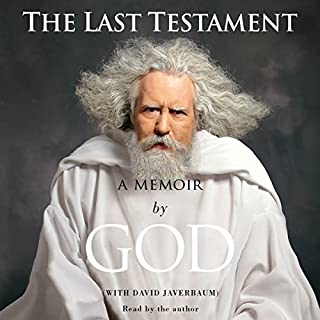 The Last Testament cover art