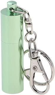 NATFUR Billiards Pool Cue Tip Tool Pick Shaper Pricker w/Key Chain Holder Pretty Key-Chain for Women for Men for Girls for Gift Novelty Great Lovely | Color - Green