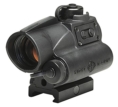 Sightmark Wolverine CSR Red Dot Sight , Black