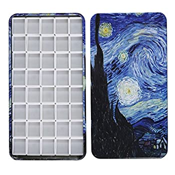 Best starry night watercolor Reviews