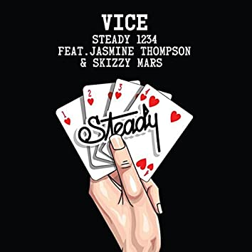 Steady 1234 (feat. Jasmine Thompson & Skizzy Mars)