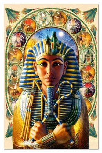 Educa Miniature Tutankamon Jigsaw Puzzle by