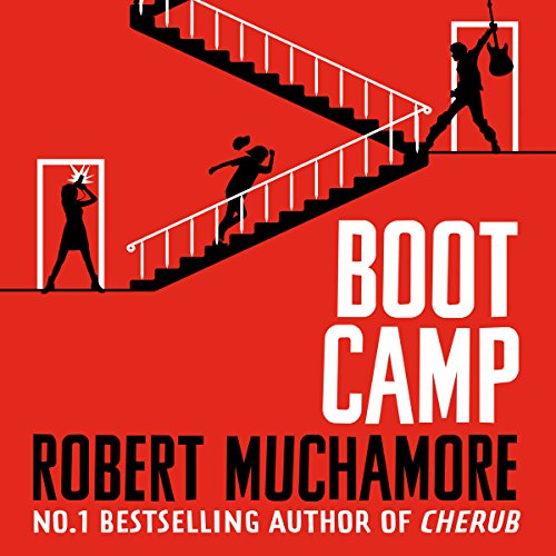 Boot Camp audiobook cover art