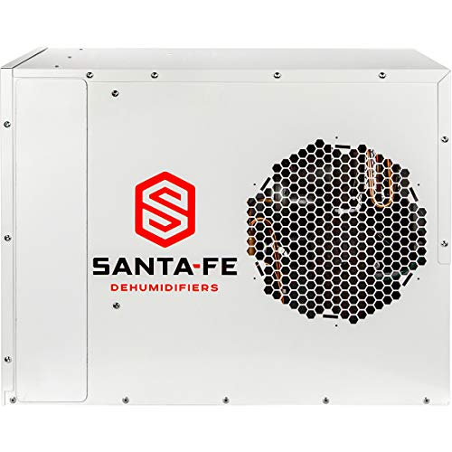 Best Deals! Santa Fe Advance90 Dehumidifier for Crawl Space and Basements to Remove Moisture and Pre...