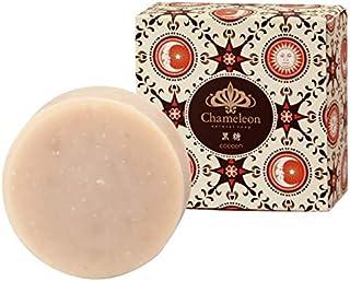 カメレオンソープ「黒糖」 75g 洗顔石鹸 コールド製法
