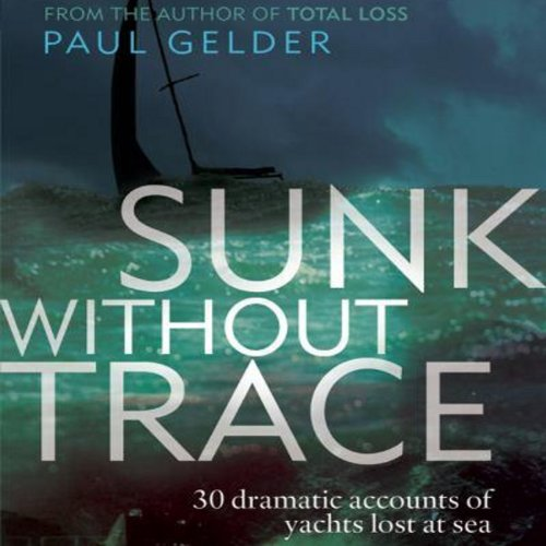 Sunk Without Trace audiobook cover art