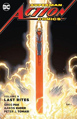 Superman - Action Comics (2011-2016) Vol. 9: Last Rites (English Edition)