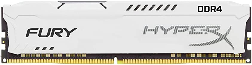 HyperX Kingston Technology HyperX FURY White 8GB 2400MHz DDR4 CL15 DIMM 1Rx8 (HX424C15FW2/8)