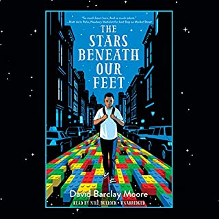 The Stars Beneath Our Feet audiobook cover art