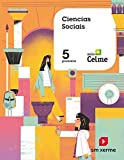 Ciencias sociais. 5 Primaria. Máis Celme