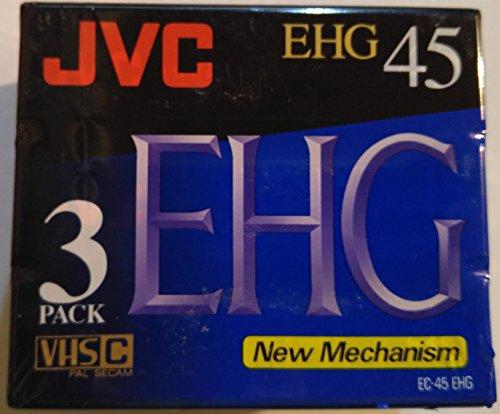 JVC EC-45 EHG-3P (Compact VHS) - VHS C