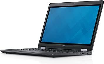 Dell Latitude E5570 Business Laptop Intel i7-6600U 16GB DDR4 256GB SSD Win 10 Pro
