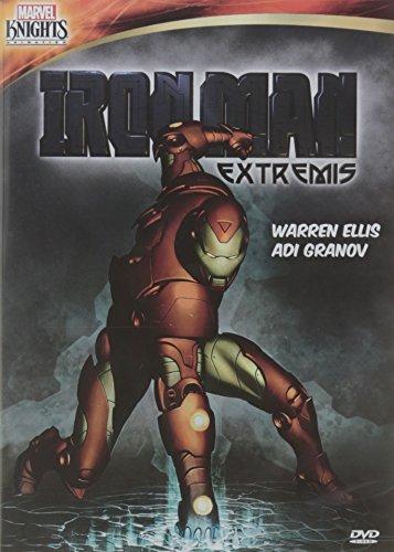 Marvel Knights-Iron Man: extremis