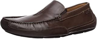 Ashmont Race Men's Driving Style Leather Shoes