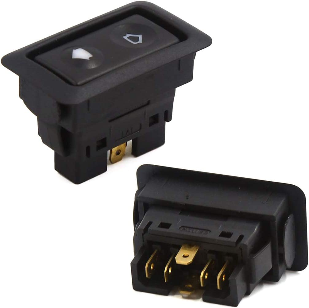 Modengzhe 40 Pcs 40 Pins Universal Fit Car Power Window Switch