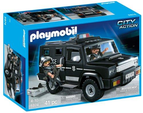 Playmobil City Action 5974SWAT-Fahrzeug