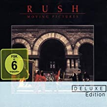Moving Pictures - Deluxe Edition [CD + DVD-Audio] by Rush (2011-04-05)