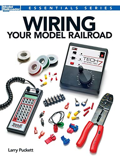 Compare Textbook Prices for Wiring Your Model Railroad Essentials  ISBN 9781627001755 by Larry Puckett