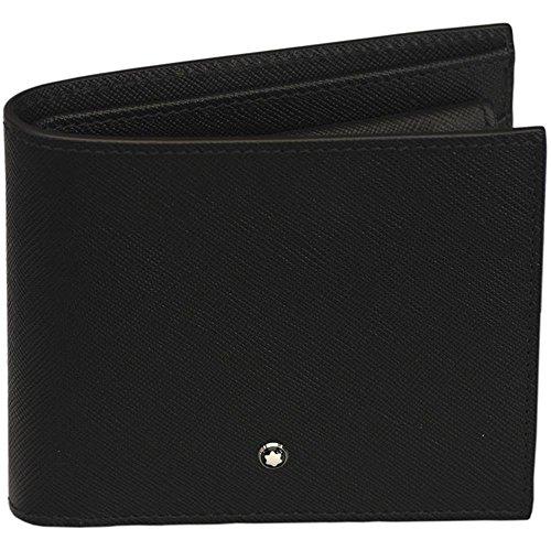 Montblanc 113222 Sartorial Brieftasche 4 cc mit Münzfach