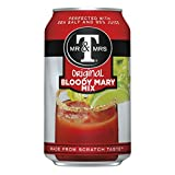 Twenty-four 11.5 fluid ounce cans Made with premium, quality ingredients Perfected with sea salt and 95% juice Made from scratch taste Savory Original Bloody Mary Mix