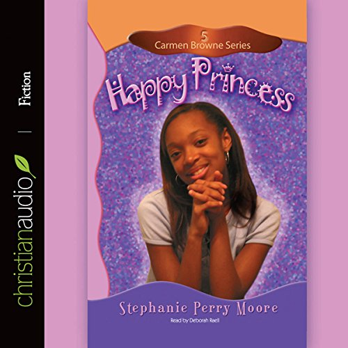 Happy Princess audiobook cover art