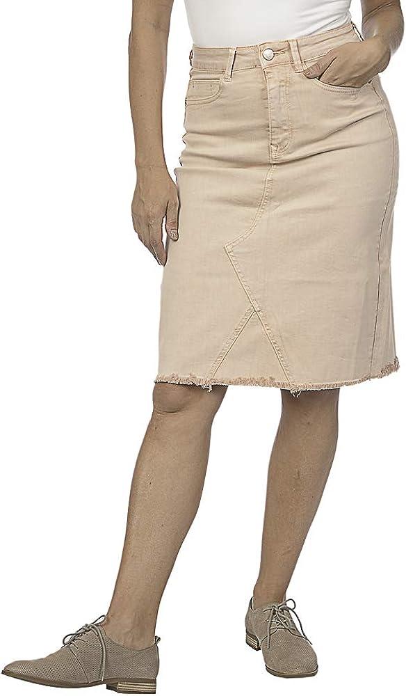 Lola Houston Mall Jeans Women's Skirt Long-awaited Jenna
