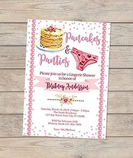 pancakes and panties