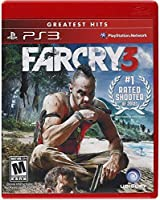 Far Cry 3 (輸入版:北米) - PS3