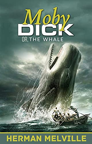 Moby Dick; Or, The Whale: (Illustrated) (English Edition)