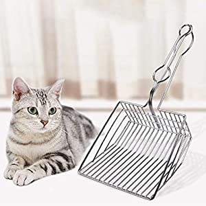 Cat litter scoop for cleaning your Cat's Litter Box