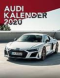 Audi Kalender 2020 - DIN A3 Hochformat // Auto Wandkalender // Audi A / S / RS / R8 / Audi Sport / Quattro
