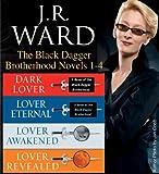 J.R. Ward The Black Dagger Brotherhood Novels 1-4 (English Edition)