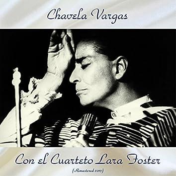 Con el Cuarteto Lara Foster (Remastered 2017)