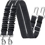 URPOWER Dog Seat Belt 2 Pack Dog Car Seatbelts Adjustable Pet Seat...